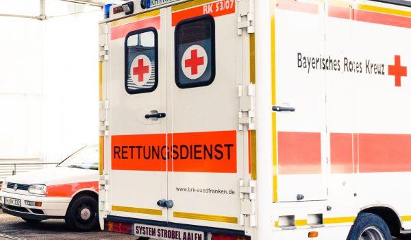 Notfallaufnahme am Kreisklinikum Roth